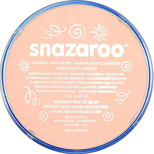 Complexion Pink Snazaroo Face Paint