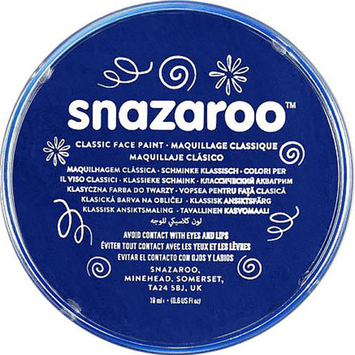 Dark Blue Snazaroo Face Paint
