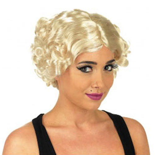 20s Icon Blonde Wig