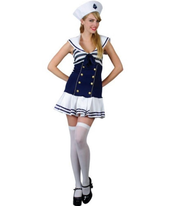 Saucy Sailor Girl