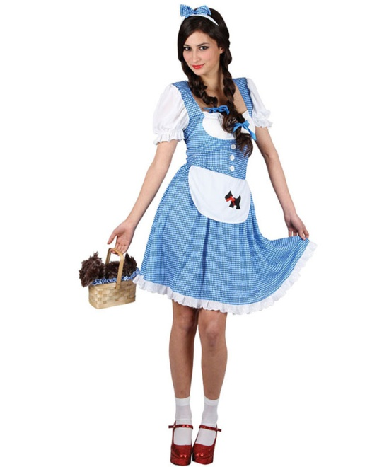 Darlin Dorothy Costume