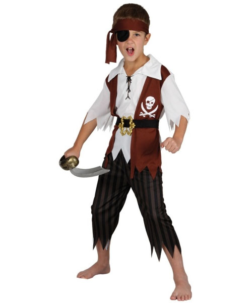 Cutthroat Pirate
