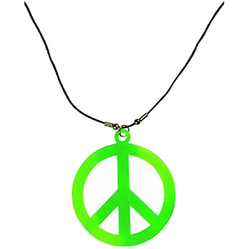 Hippie Necklace (Green)
