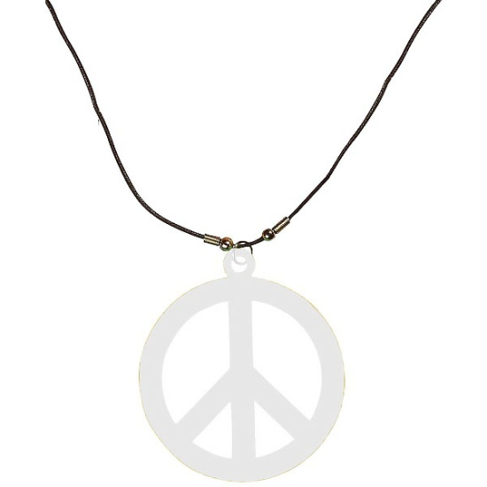 Hippie Necklace (White)