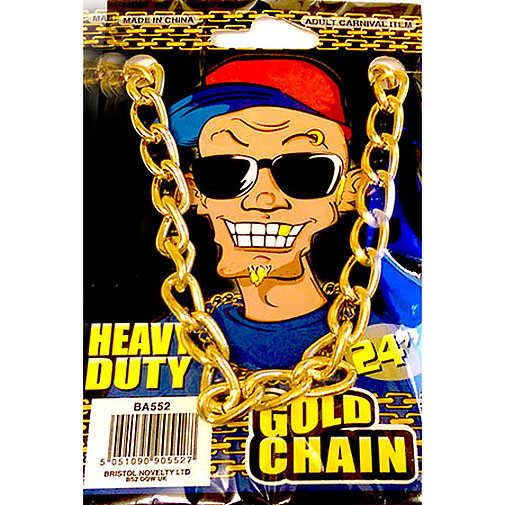 Heavy Duty Gold Chain