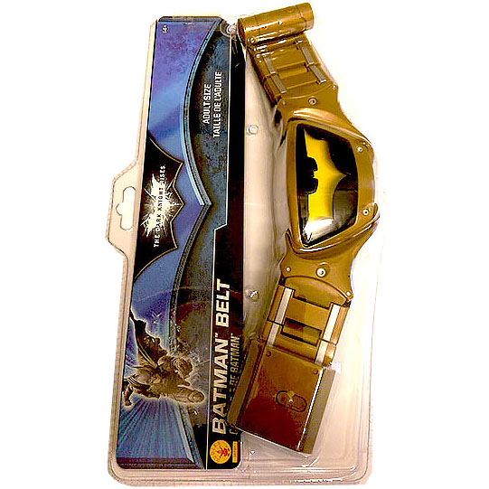 Adult Batman Belt