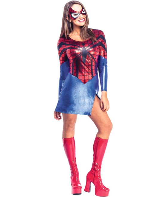 Marvel Spider Girl Costume