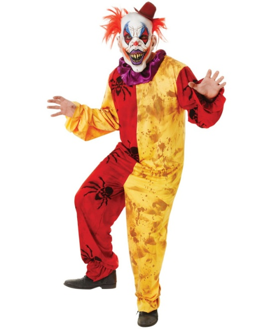 Clown Horror Costume