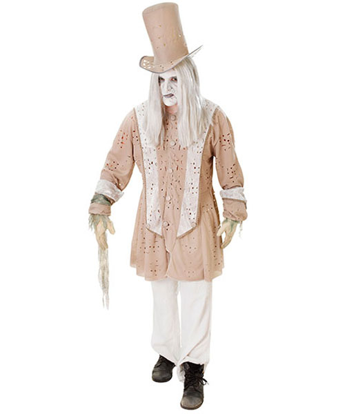 Ghostly Man Costume