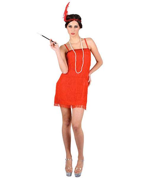 Showtime Flapper (Red)
