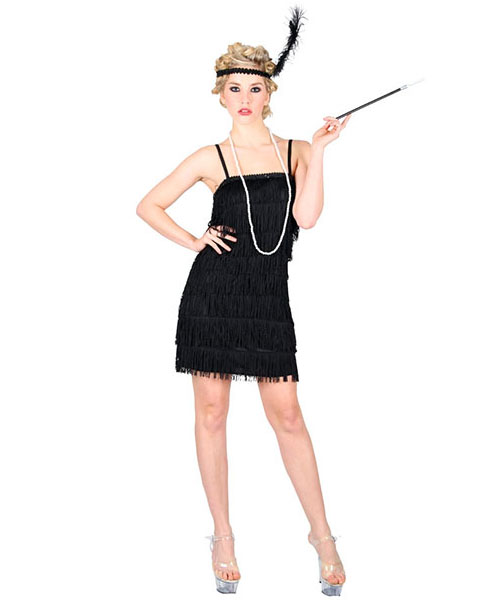 Showtime Flapper (Black)