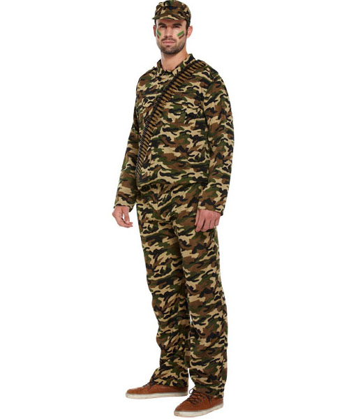 Army Man Costume