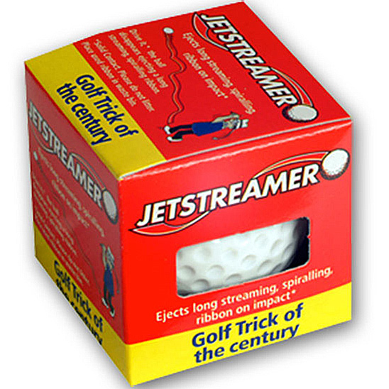 Jetstreamer Golf Ball