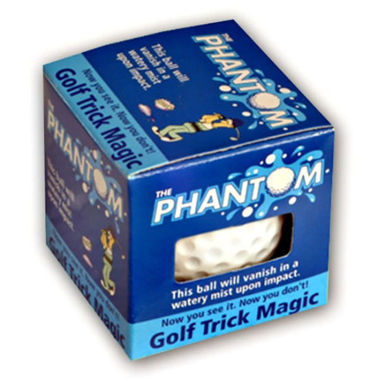 Phantom Golf Ball