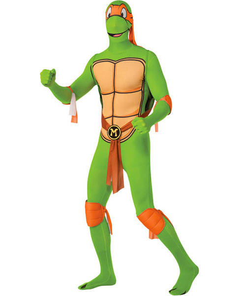 Michelangelo 2nd Skin Costume