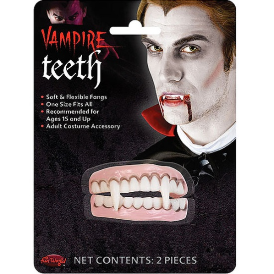 Funworld Vampire Teeth