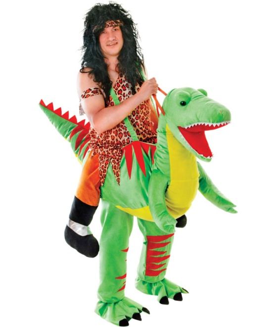 Dinosaur (Step-In) Costume