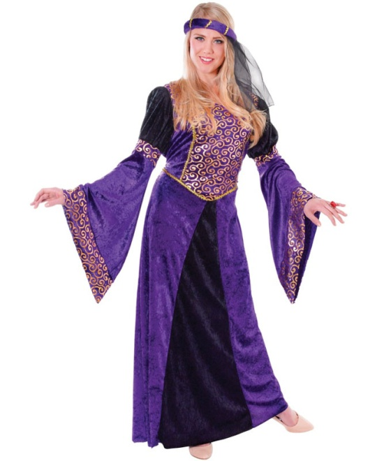 Medieval Maiden Costume