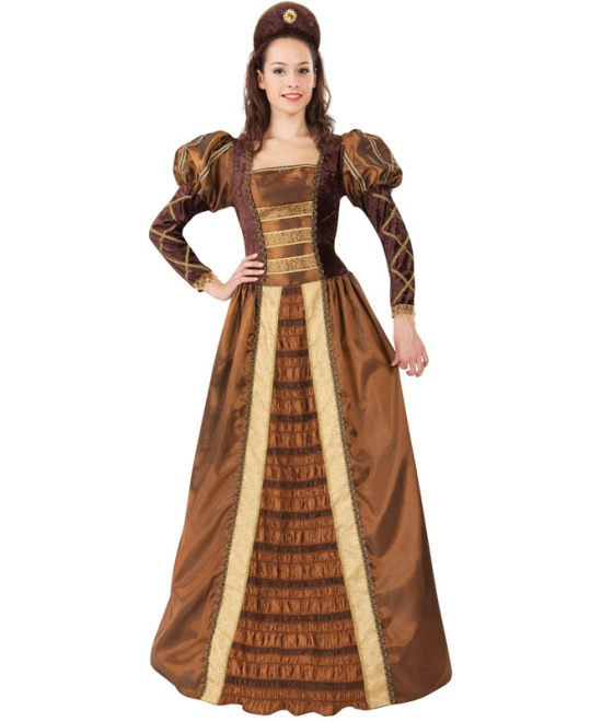 Golden Queen Costume