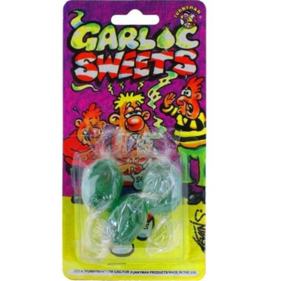 Garlic Sweets 3pk