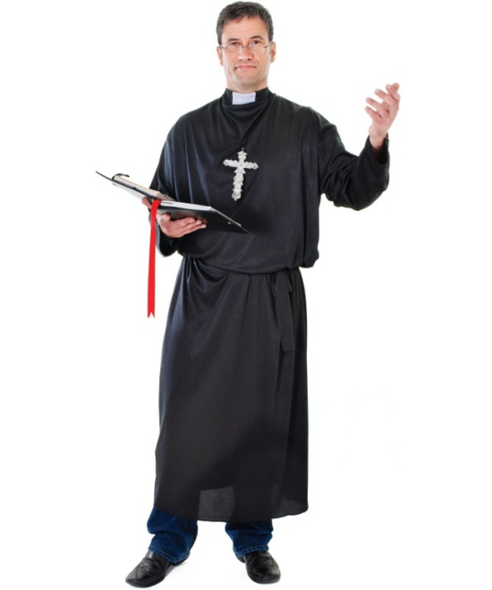 Priest Costume