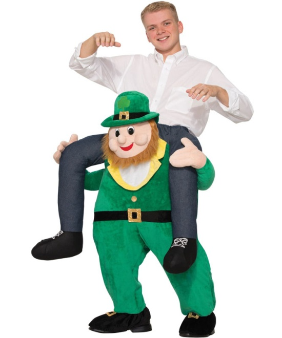 Leprechaun Carry Me Costume