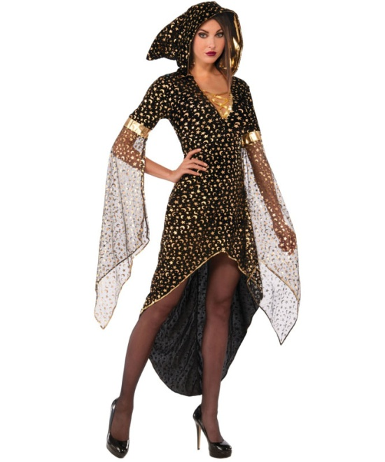 Golden Sorceress Costume