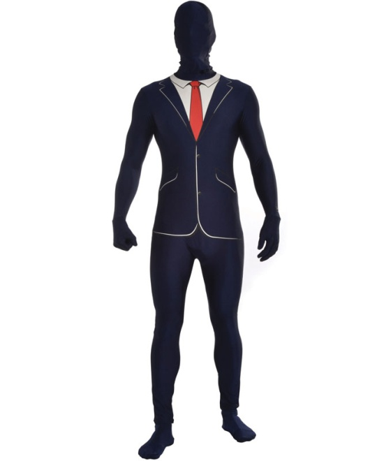 Business Man Morph Suit