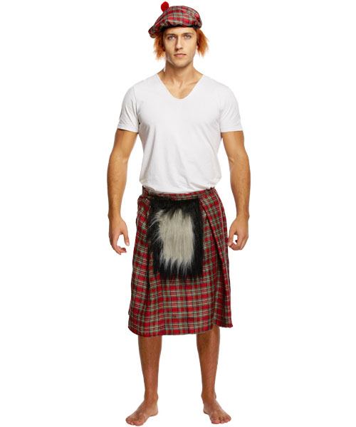Kilt With Sporran