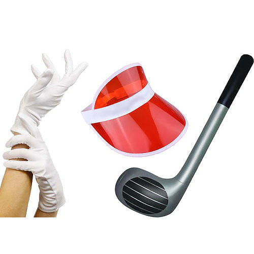 Golf Set (Red)