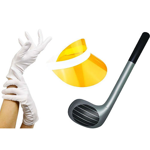 Golf Set (Yellow)