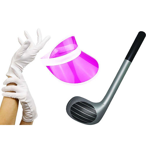 Golf Set (Purple)
