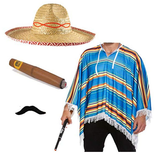 Mexican Fancy Dress set