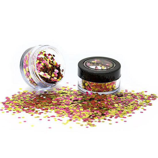 Bio-Degradable Glitter - Rose Gold