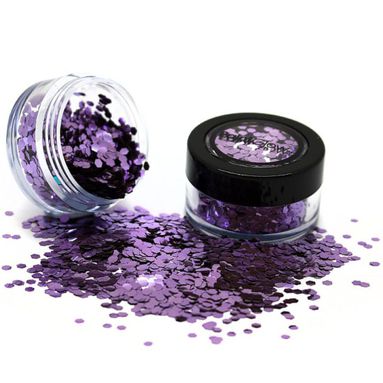 Bio-Degradable Glitter Parma Violet