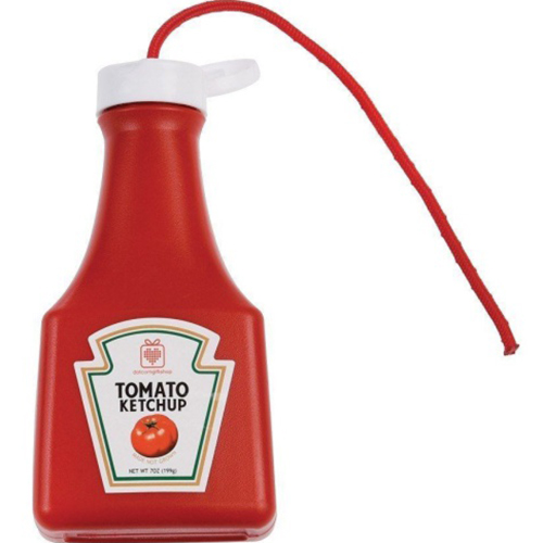 Squirt Ketchup
