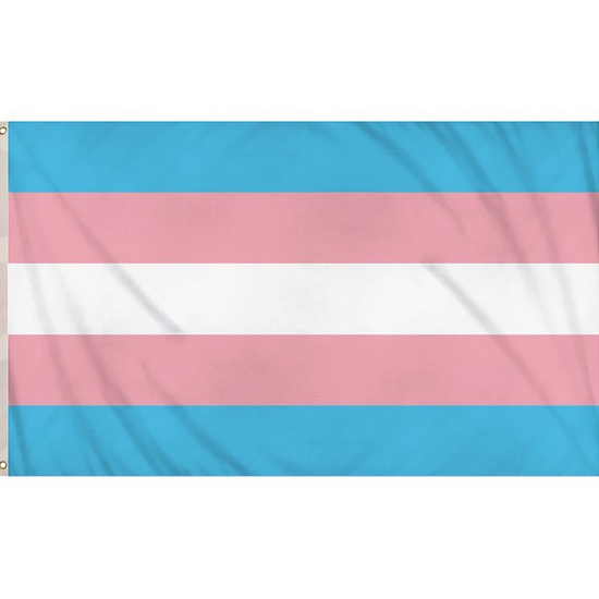 Transgender Pride Flag (5ft x 3ft)