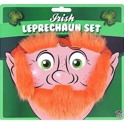 Irish Leprechaun Set