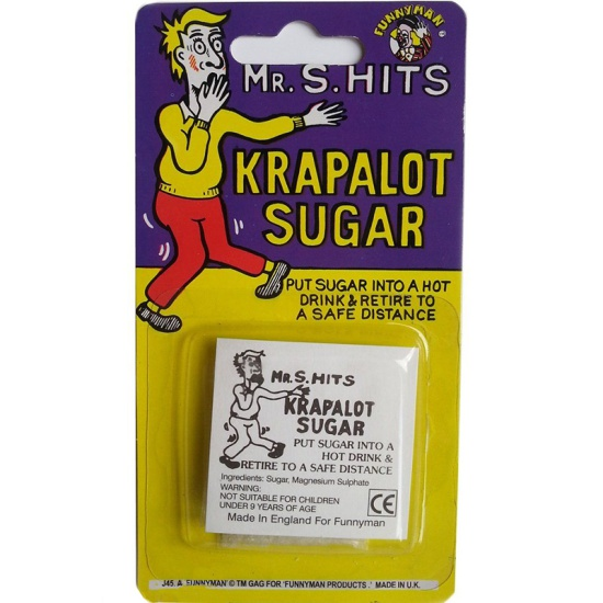 Mr S. Hits Krapalot Sugar