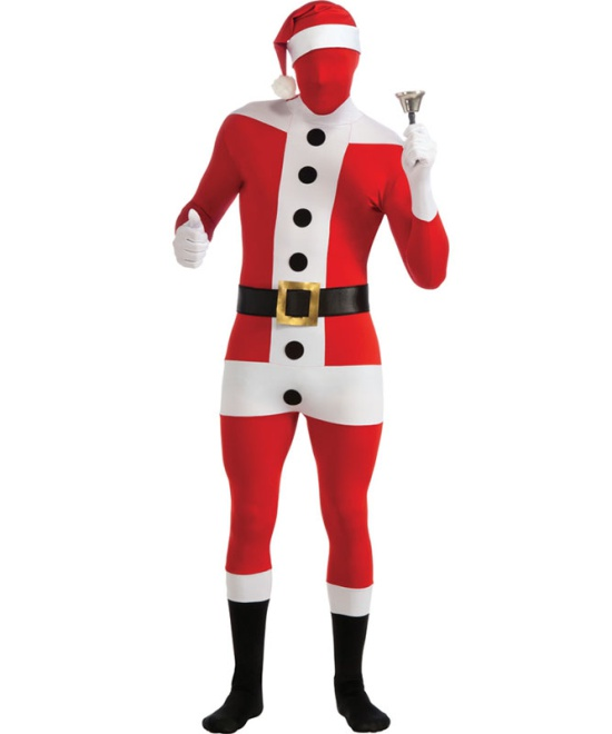 Santa Claus 2nd Skin Costume