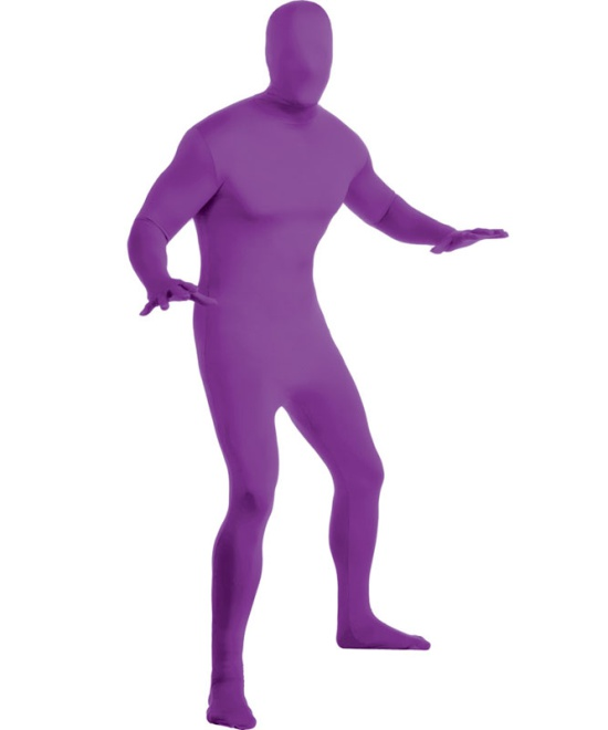 Purple 2nd Skin Costume