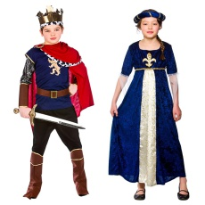 Childrens Historical Costumes