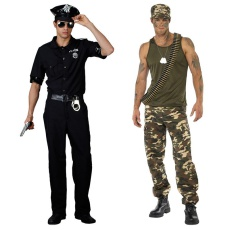 Mens Armed Services Costumes