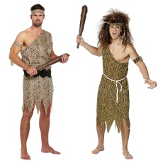 Mens Caveman & Pre-historic Costumes