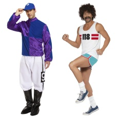 Mens Sporting Costumes