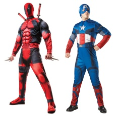 Mens Super Hero & Villain Costumes