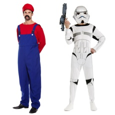 Mens TV, Film & Video Games Costumes