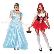 Womens Fairytale Costumes