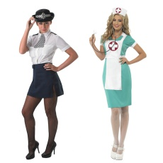 Womens Emergency Services Costumes