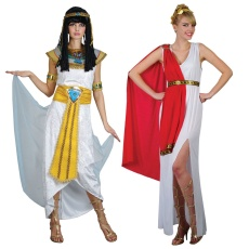 Womens Historical & Medieval Costumes